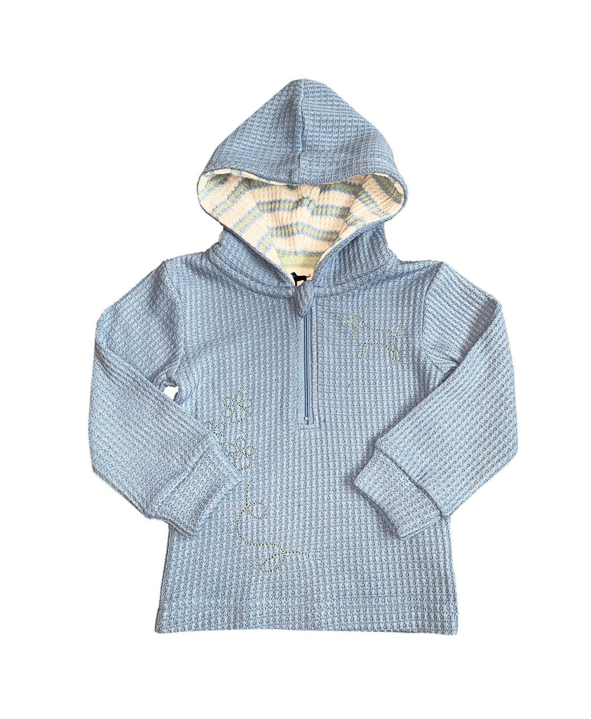 Lil Kids Dukes County Thermal Quarter Zip