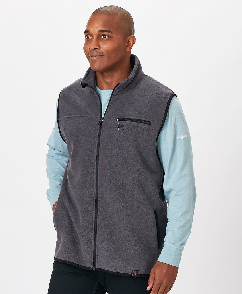 Mens Offshore Fleece Vest