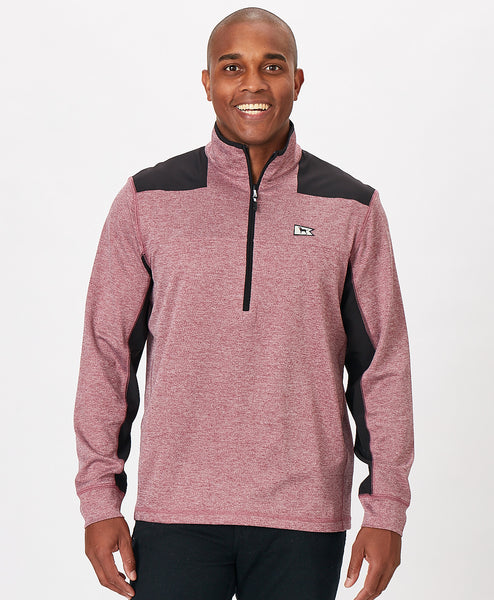 Mens Knee Deep Tech Pullover