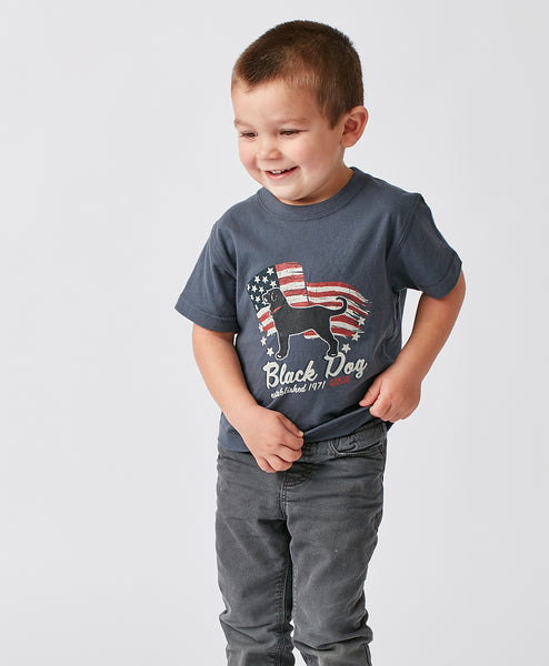 Lil Kids USA Spirit Shortsleeve Tee