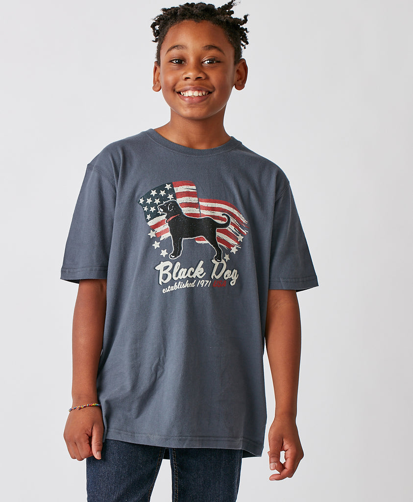 Kids USA Spirit Shortsleeve Tee