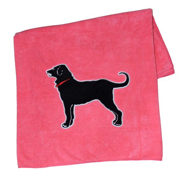 Small Microfiber Pet Towel