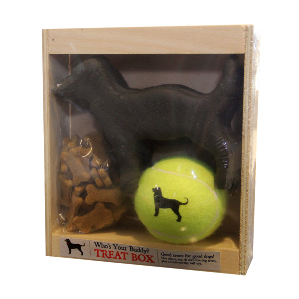 The Black Dog Buddy Box