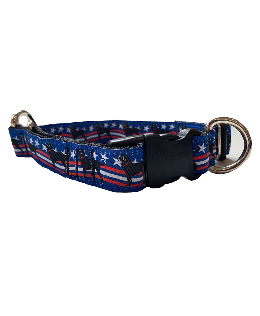 Stars and Stripes Limited Slip Collar