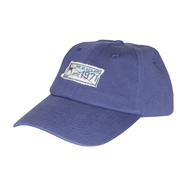 Mens Pique Patch Hat