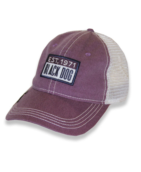 Ladies Pigment Dyed Mesh Back Hat