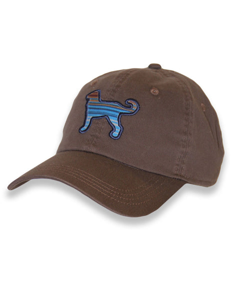 Ladies Striped Dog Extreme Hat