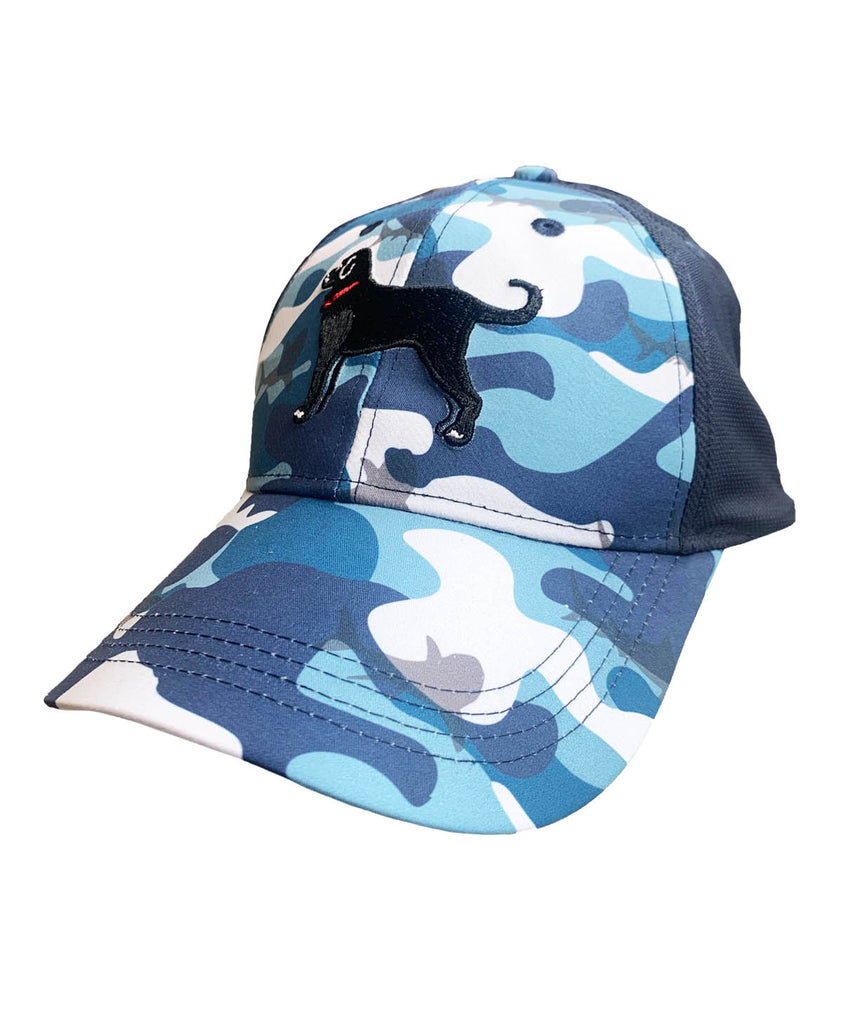 Ladies Shark Camo Hat