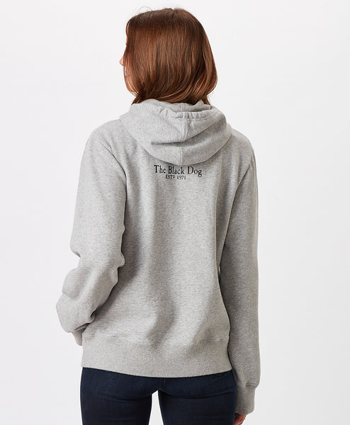 Ladies Classic Hooded Pullover Sweatshirt