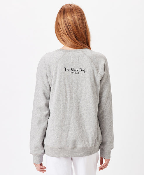 Ladies Classic Crewneck Sweatshirt