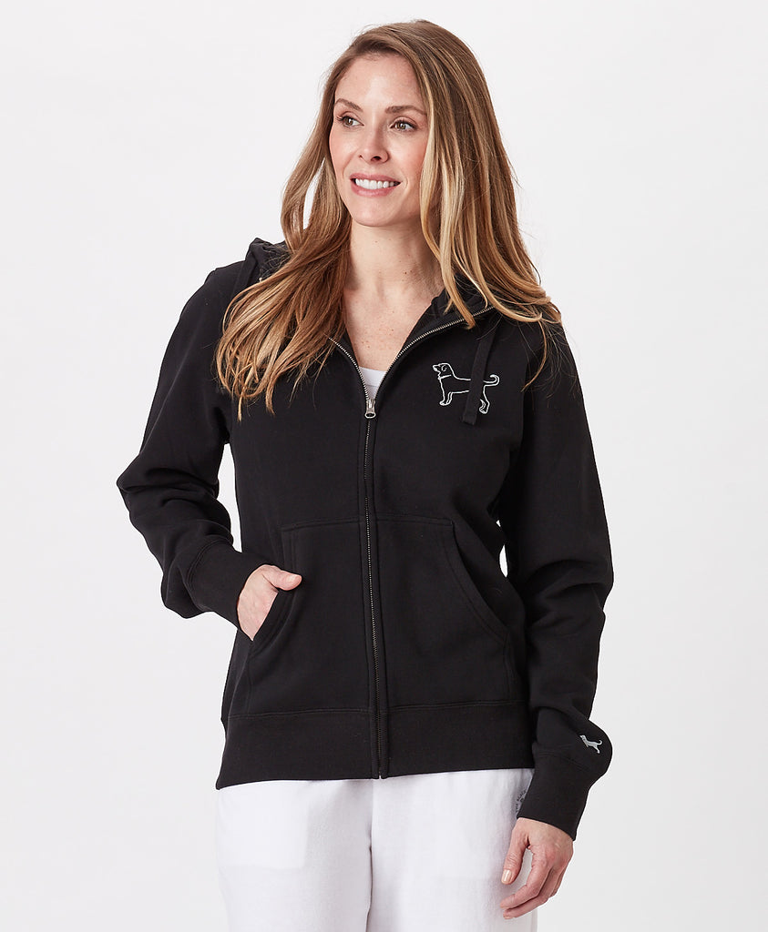 Ladies Classic Full Zip Sweatshirt