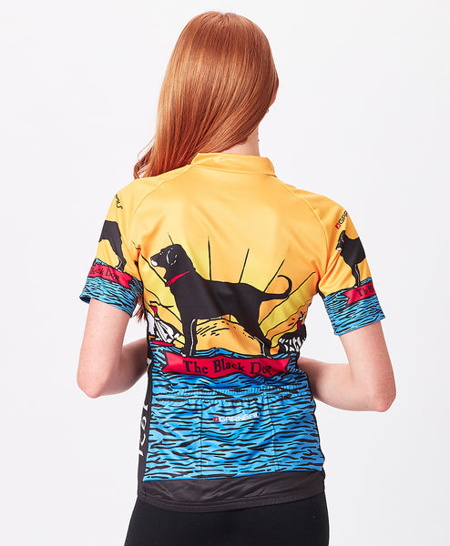 Ladies Bike Jersey SS
