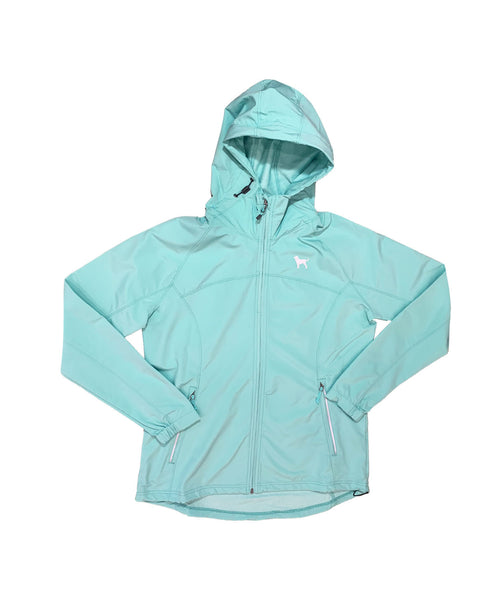Ladies Zephyr Hooded Jacket