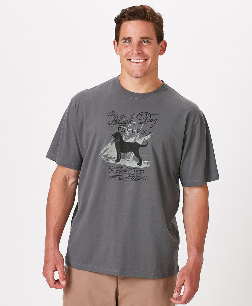 Mens Authentic Tavern Shortsleeve Tee