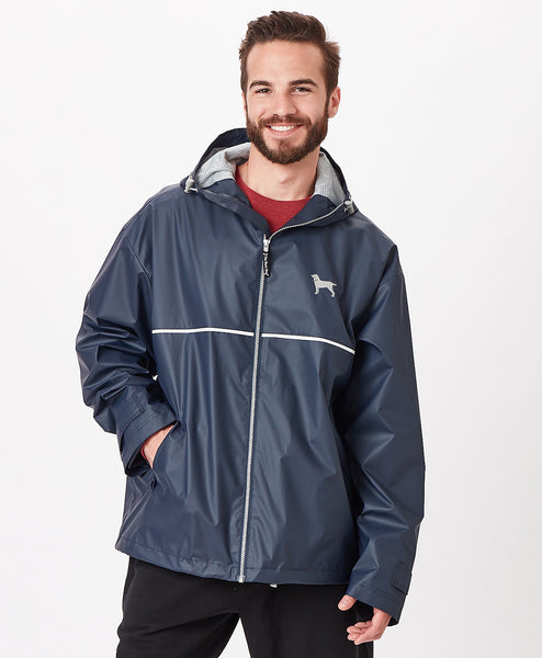 Mens Classic Raincoat