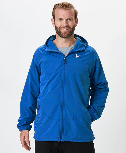 Mens Zephyr Hooded Jacket