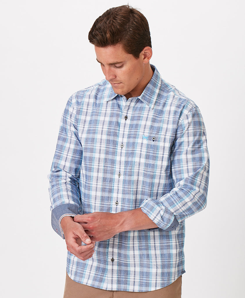 Mens Anthem Eastford Longsleeve Shirt