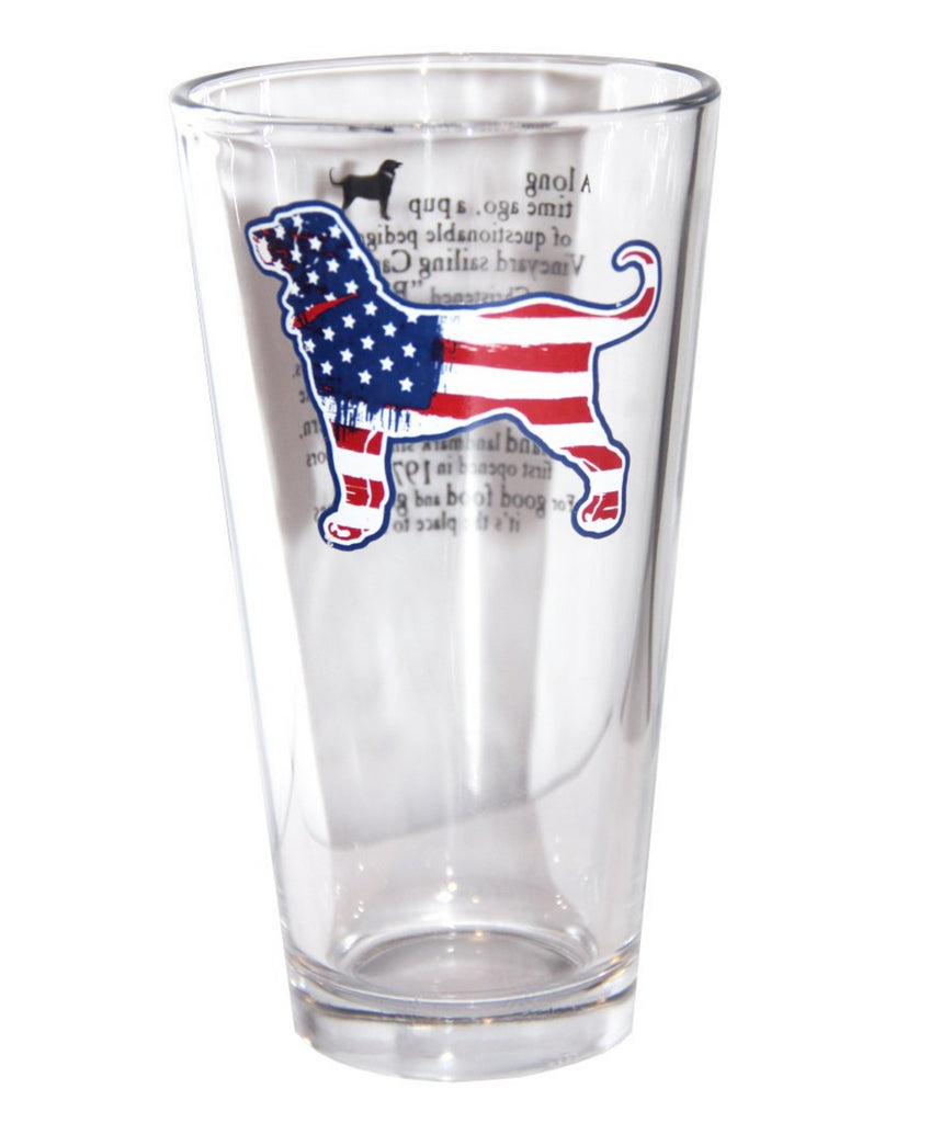 BD TALL 20 OZ TAVERN GLASS