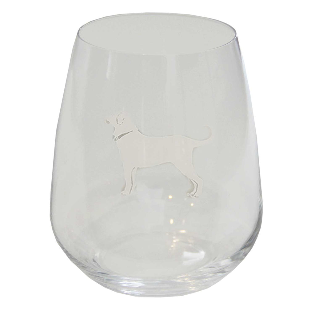 Stemless Wineglass