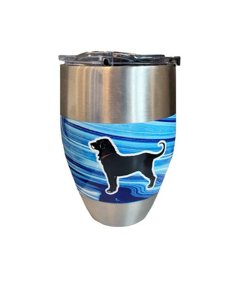 Stainless Steel  12 oz. Tumbler