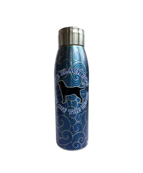 Slim Profile Stainless Water Bottle