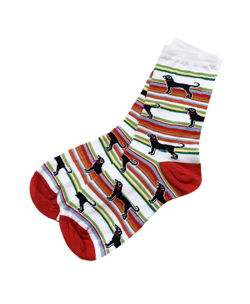 Adult Tiny Stripe Sock