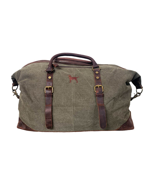 Long Weekend Canvas Duffle Large