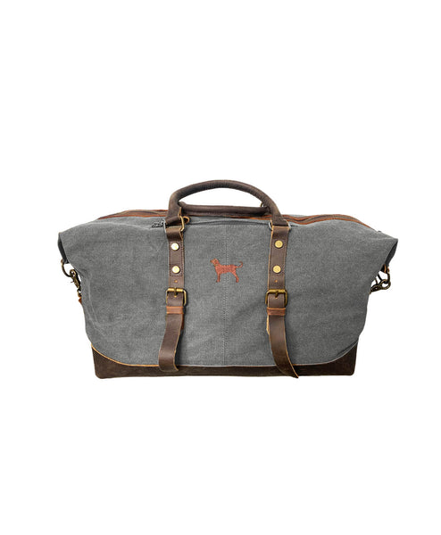 Long Weekend Canvas Duffle Medium