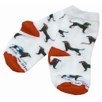 Kids Multi Dog Socks