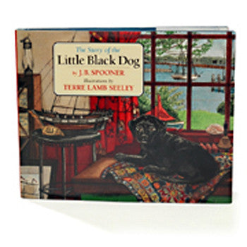 """Story of the Little Black Dog"" Storybook"