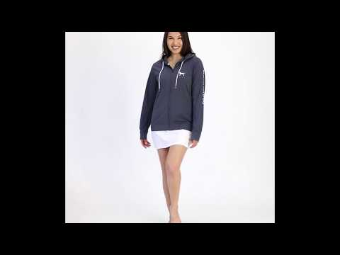 Ladies Full Zip Cadet