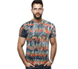 HTTS-29226-MEN'S MULTI COLORED T-SHIRT