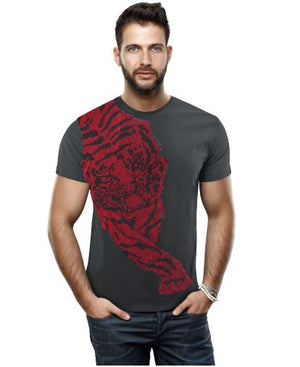 HTTS-29271-MEN'S GRAPHIC T-SHIRT