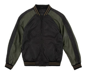 BXJ-87008 | Big Boys Varsity Jacket