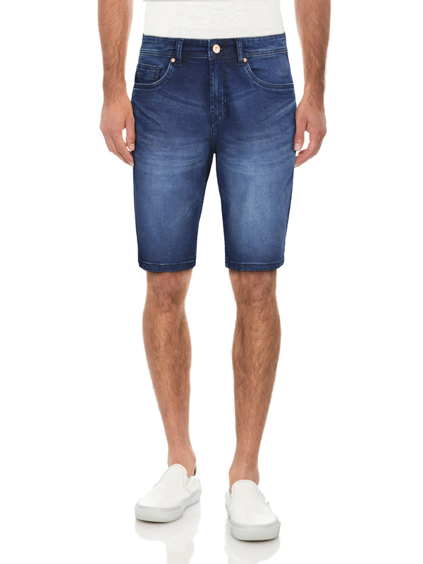 CMS-98304-MEN'S CLASSIC DENIM SHORT