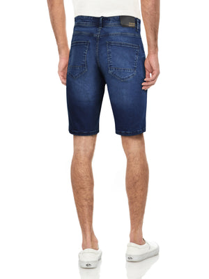 CMS-98306-MEN'S CLASSIC DENIM SHORT