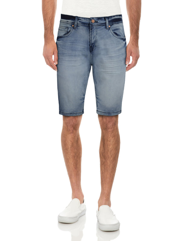 CMS-98308-MEN'S CLASSIC DENIM SHORT