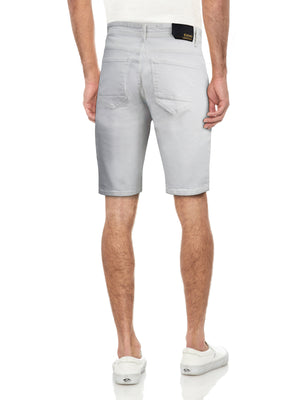 CMS-98309-MEN'S CLASSIC DENIM SHORT