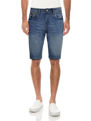 CMS-99011-MEN'S CLASSIC DENIM SHORT