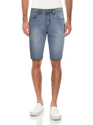 CMS-99076-MEN'S CLASSIC DENIM SHORT