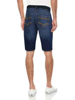 CMS-99170-MEN'S CLASSIC DENIM SHORT