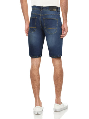 CMS-99284-MEN'S CLASSIC DENIM SHORT