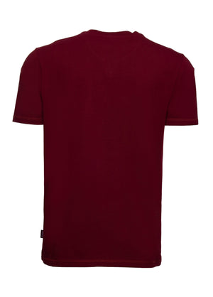 CMTS-20009 | Cultura Men's Short Sleeve V Notch Neck T-Shirt
