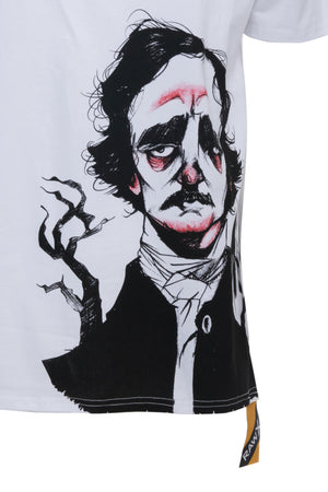 RXTS-20098 | Relaxed Fit Graphic T-Shirts, Edgar Allan Poe