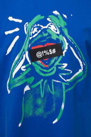 RXTS-20100 | Relaxed Fit Graphic T-Shirts, Kermit The Frog Inspired