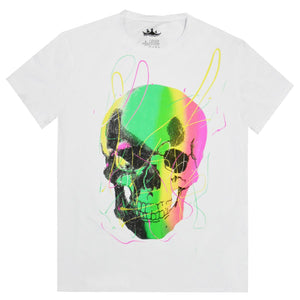 HTTS-29036 | Colored Skull Tee