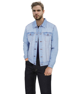 XMJ-98059 | Denim Jacket