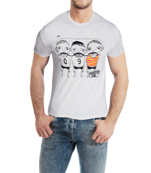 XMTS-27020-MEN'S GRAPHIC T-SHIRTS