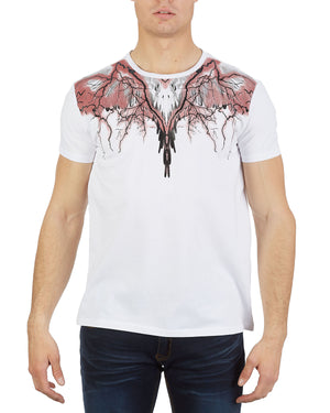 XMTS-27258-MEN'S GRAPHIC T-SHIRT