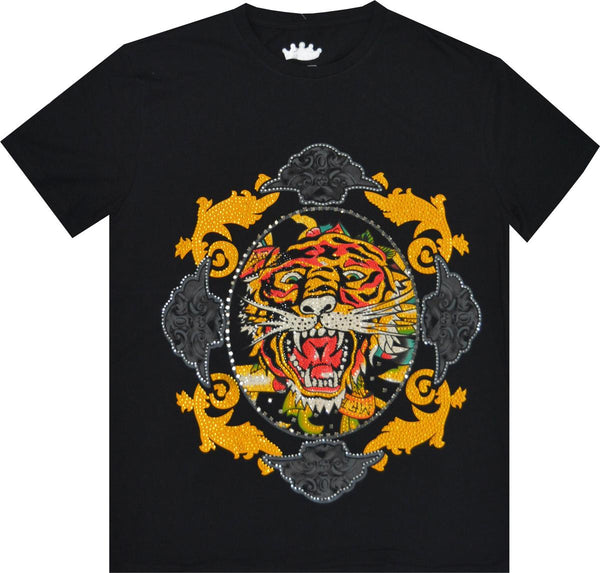 HTTS-29042 | Fired Tiger Tee
